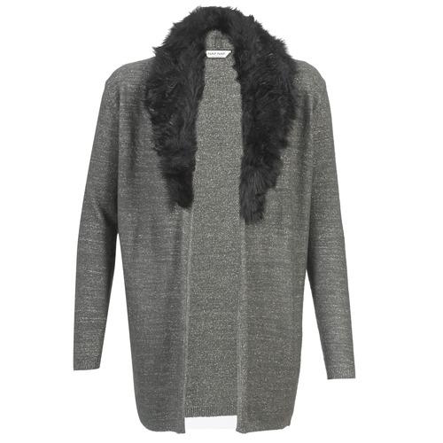 Vêtements Femme Gilets / Cardigans Naf Naf NESTOR Anthracite