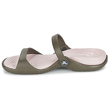 Crocs Cleo Chocolate/Cotton Candy