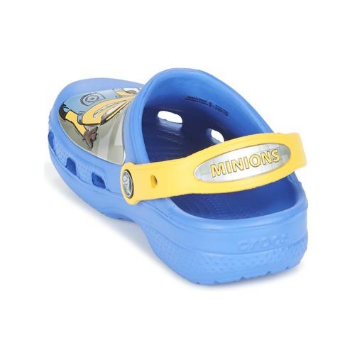 Crocs CC Minions Clog Bleu / Jaune
