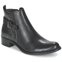 Chaussures Femme Boots Betty London FEWIS Noir