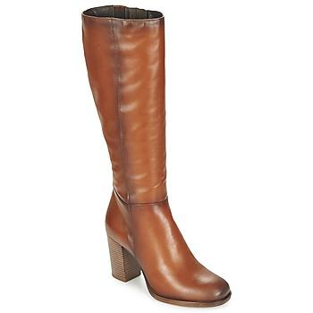 Chaussures Femme Bottes ville Tamaris LOUGA Cognac