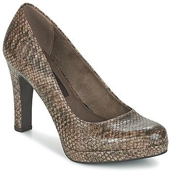 Chaussures Femme Escarpins Tamaris SYLVA Marron