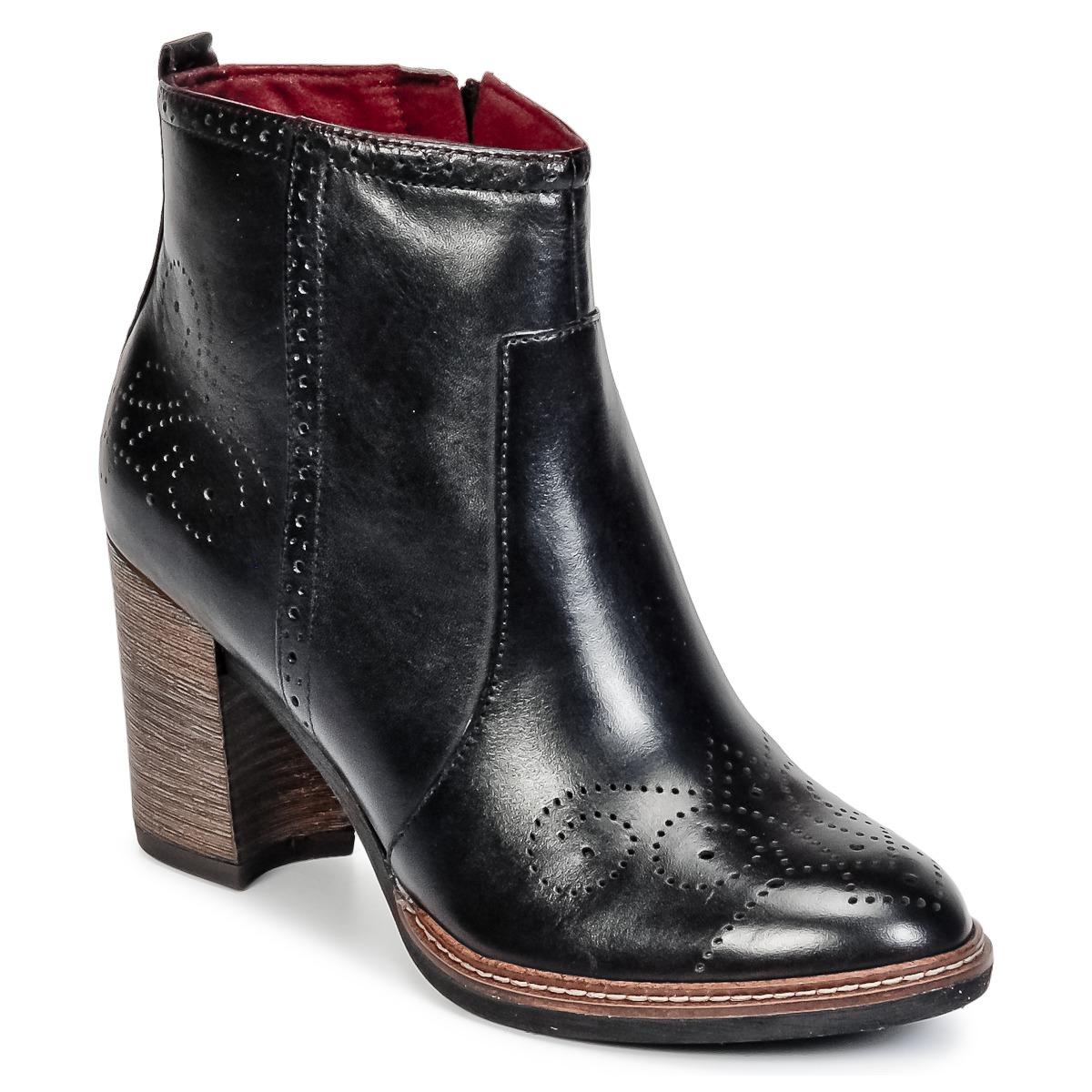 tamaris kolyma noir chaussure pas cher avec chaussures bottines femme 70 00. Black Bedroom Furniture Sets. Home Design Ideas