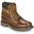 Chaussures Homme Boots Caterpillar COLORADO Ambre