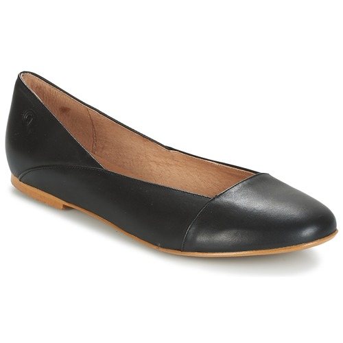 Chaussures Femme Ballerines / babies Casual Attitude TOBALO Noir