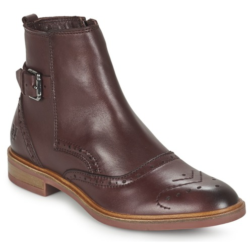 41687b98a8053 Marc O Polo NERETTA Bordeaux - Chaussure pas cher avec Shoes.fr ...