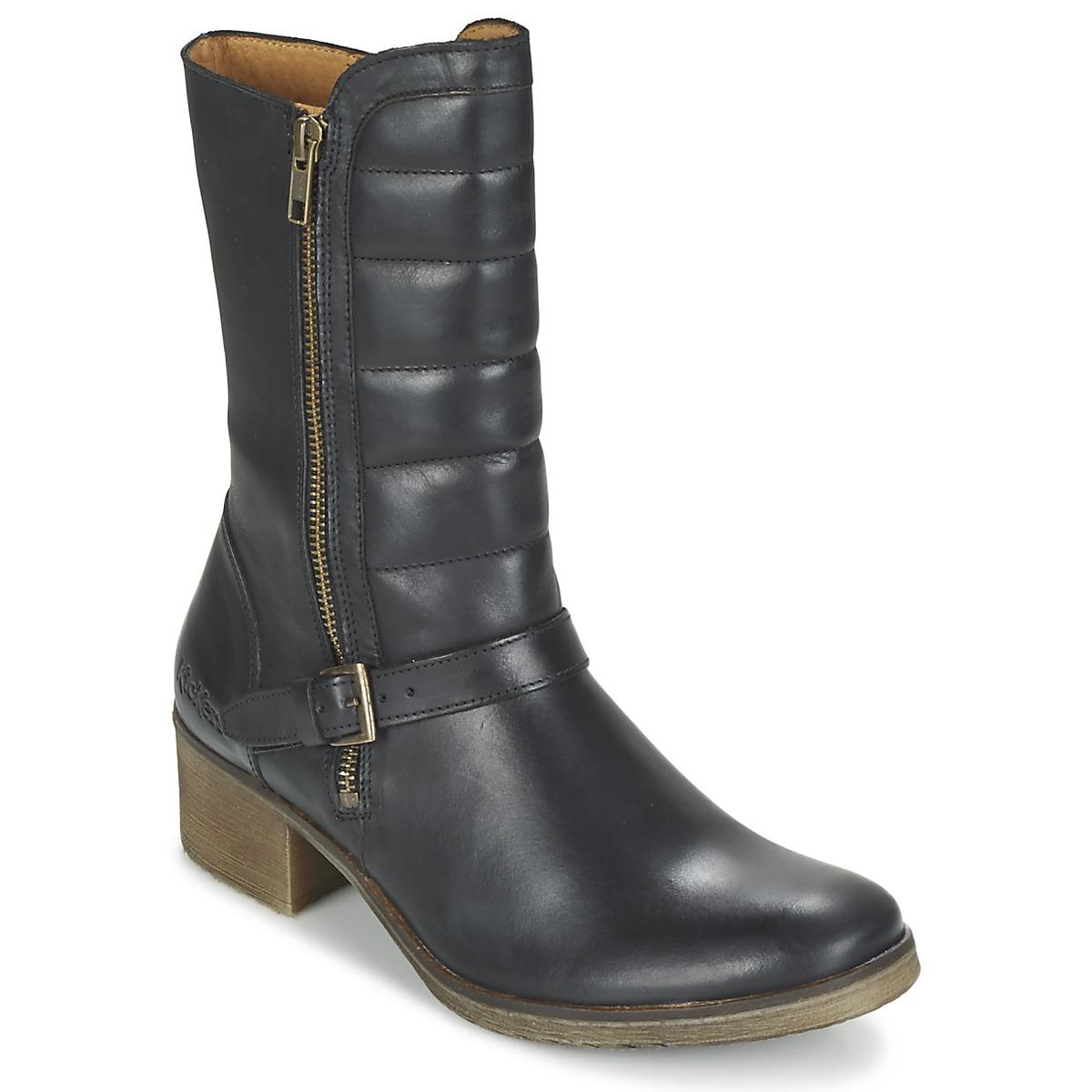 7c1062b93c8552 Chaussures, Sacs, KICKERS femme - Chaussure pas cher avec Shoes.fr
