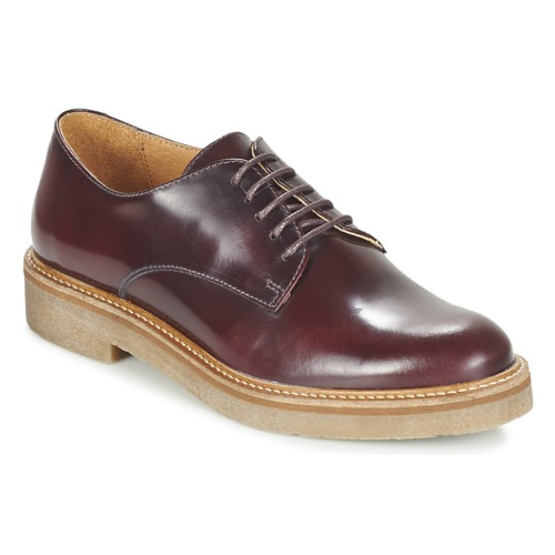 Kickers OXFORK Bordeaux KlwYn