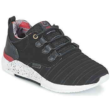 Chaussures Garçon Baskets basses Kickers STAR WARS SLAYER KYLO K Noir
