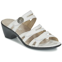 Chaussures Femme Mules Romika Gorda 01 Blanc