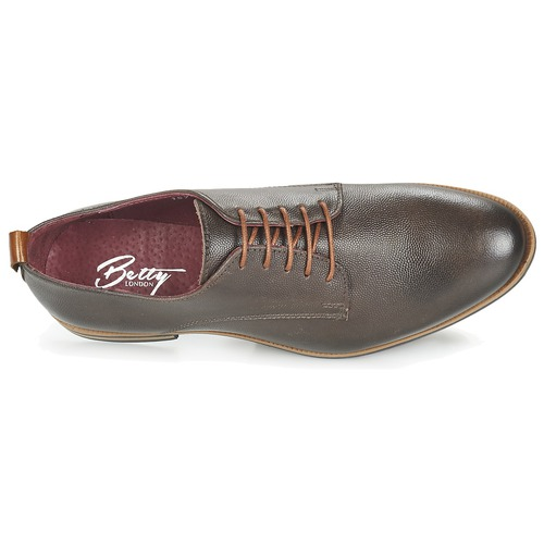 Betty London FLUDE Marron