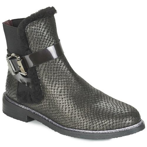 Chaussures Femme Boots Fericelli FADEN Noir