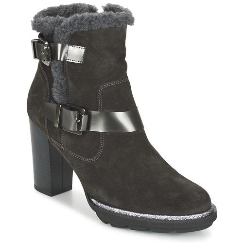 Chaussures Femme Bottines Fericelli FAIKA Gris