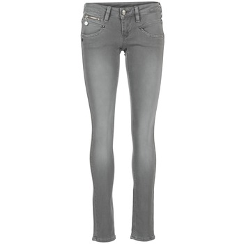 Vêtements Femme Jeans slim Freeman T.Porter ALEXA MAGIC COLOR Gris