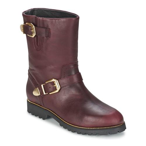 Chaussures Femme Boots SuperTrash MARYLIN Bordeaux