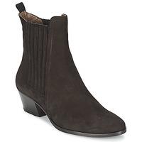 Chaussures Femme Bottines Elia B WELL HEELED BLACK