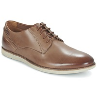 Chaussures Homme Derbies Clarks FRANSON PLAIN Marron