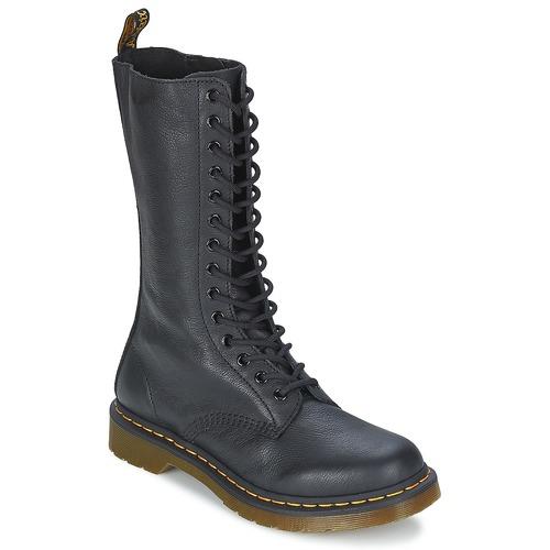 Chaussures Femme Bottes ville Dr Martens 1B99 Noir