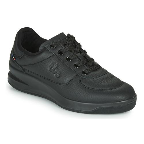 Chaussures Femme Baskets basses TBS BRANDY Noir