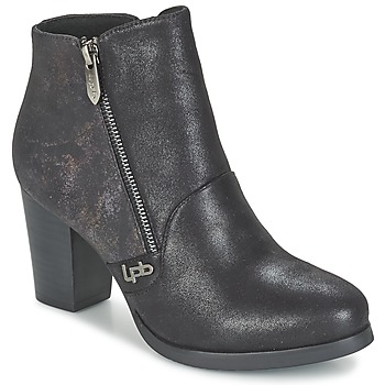 Chaussures Femme Bottines LPB Woman BALTIMORE Noir