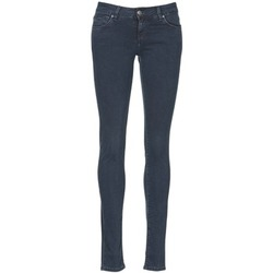 Vêtements Femme Jeans slim School Rag NEW LINDSEY Bleu Brut