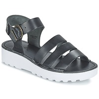 Chaussures Femme Sandales et Nu-pieds Kickers CLIPPER Noir