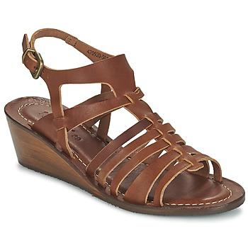 Sandale Kickers FASTA Marron