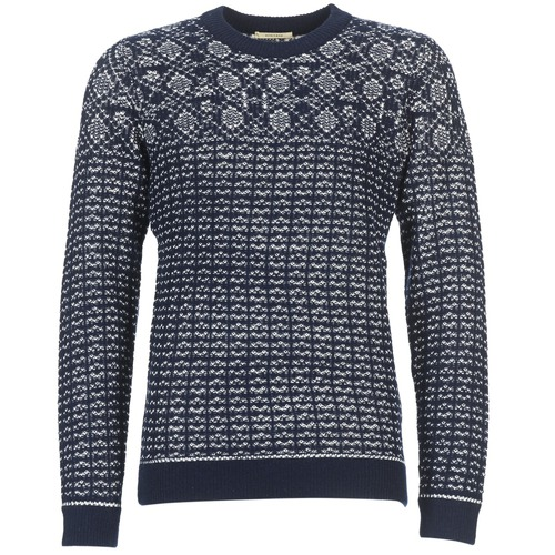 Vêtements Homme Pulls Selected RUPERT Marine