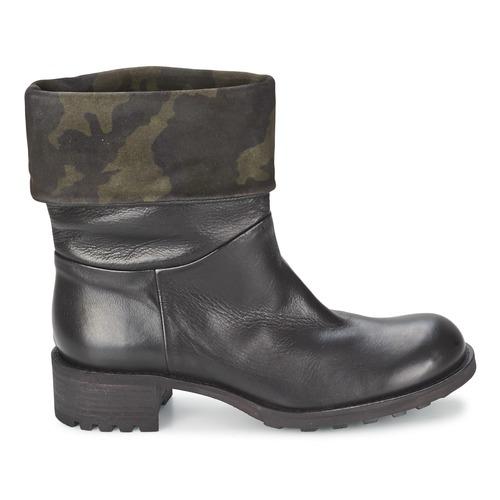 JFK TARZAN Noir - Chaussure pas cher avec- Chaussures Boot Femme 30800 JuXrd4Kq