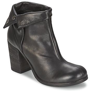Chaussures Femme Bottines JFK GUANTO Noir