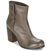 Chaussures Femme Bottines JFK CAOBA Taupe