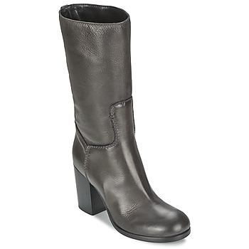 Chaussures Femme Bottes ville JFK TAMP Gris