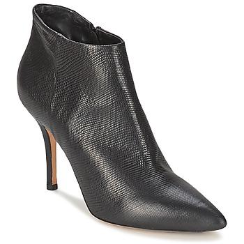 Chaussures Femme Low boots JFK LIZARD Noir