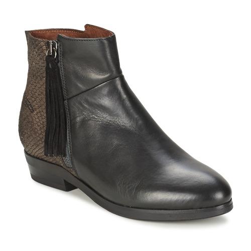 Chaussures Femme Boots Coqueterra PATRICE Noir