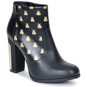 Chaussures Femme Bottines Miista ALAYNA Noir