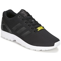 Chaussures Baskets basses adidas Originals ZX FLUX Noir / Blanc