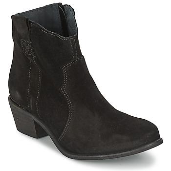 Chaussures Femme Boots Shoe Biz BROPE Noir