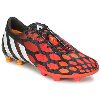 Chaussures Homme Football adidas Performance PREDATOR INSTINCT FG Rouge / Noir