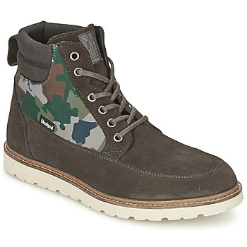 Chaussures Homme Boots Desigual CARLOS Anthracite
