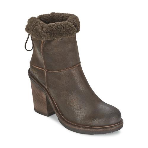 Chaussures Femme Bottines OXS MUCELAGO Brun
