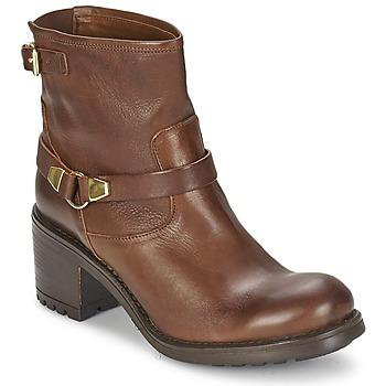 Chaussures Air max tnFemme Bottines Lola Espeleta KO-SAMUI Cognac