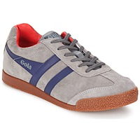 Chaussures Homme Baskets basses Gola HARRIER Gris / Marine / Rouge