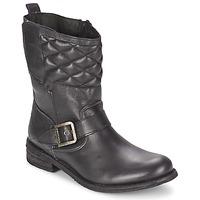 Chaussures Femme Boots Felmini GREDO ELDO Noir