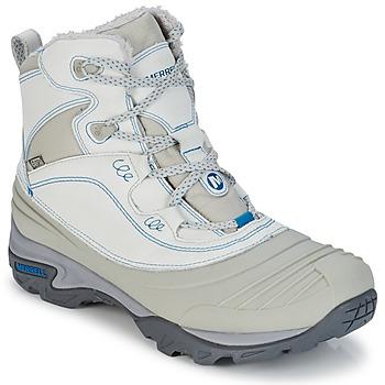 Chaussures-de-randonnee Merrell SNOWBOUND MID WTPF Gris