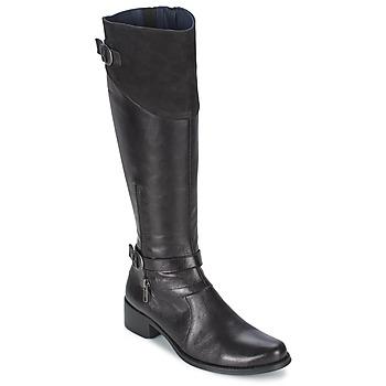 Chaussures Femme Bottes ville Dorking DULCE Noir
