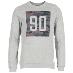 Vêtements Homme Sweats Jack & Jones BOXCAMO CORE Gris