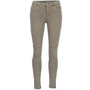 Vêtements Femme Jeans slim Vero Moda SEVEN Taupe
