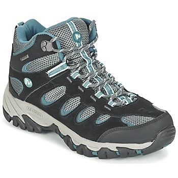 Chaussures-de-randonnee Merrell RIDGEPASS MID GTX Gris