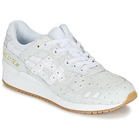 Chaussures Femme Baskets basses Asics GEL-LYTE III PACK SAINT VALENTIN W Blanc / Or