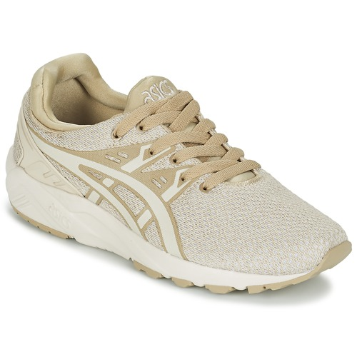 Chaussures Baskets basses Asics GEL-KAYANO TRAINER EVO Beige